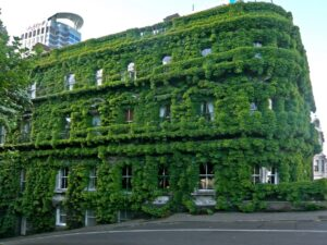 Greener buildings to save energy and reduce emissions