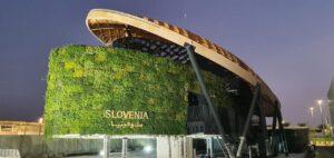 Slovenian Pavillon at Expo 2021 in Dubai