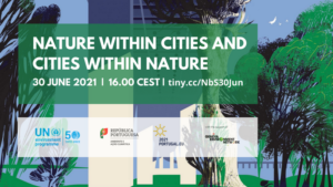 30 JUNE : Register now for nature within cities and cities within nature
