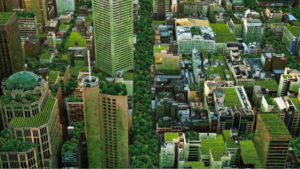 How green roofs can help cut emissions from buildings, save energy and benefit householders | Webinar